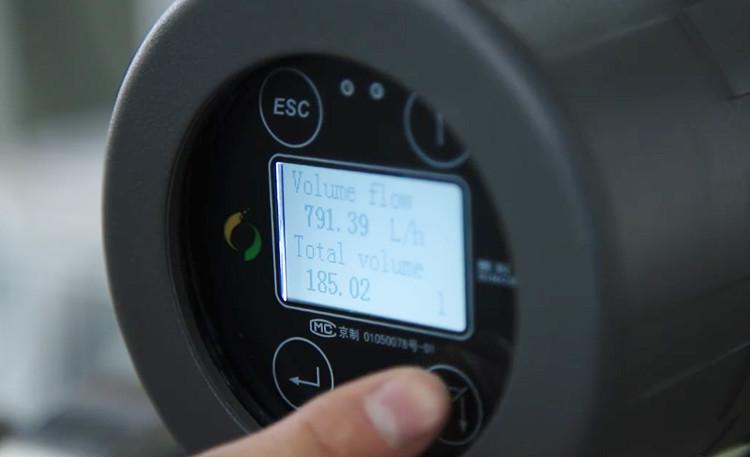 Sincerity DMF Series coriolis mass flow meters details