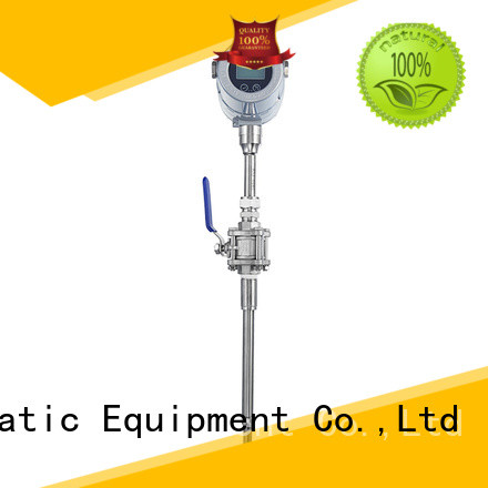 Sincerity high quality thermal flow meter price for gas measurement