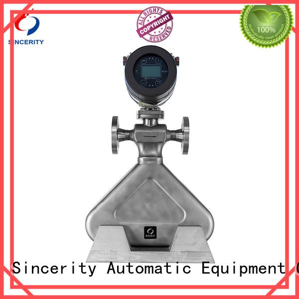 Sincerity liquid mass flow meter for sale for fluids measuring
