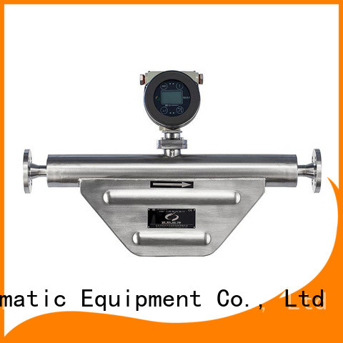 Sincerity High measuring accuracy micro motion coriolis mass flow meter manufacturer for fluids measuring