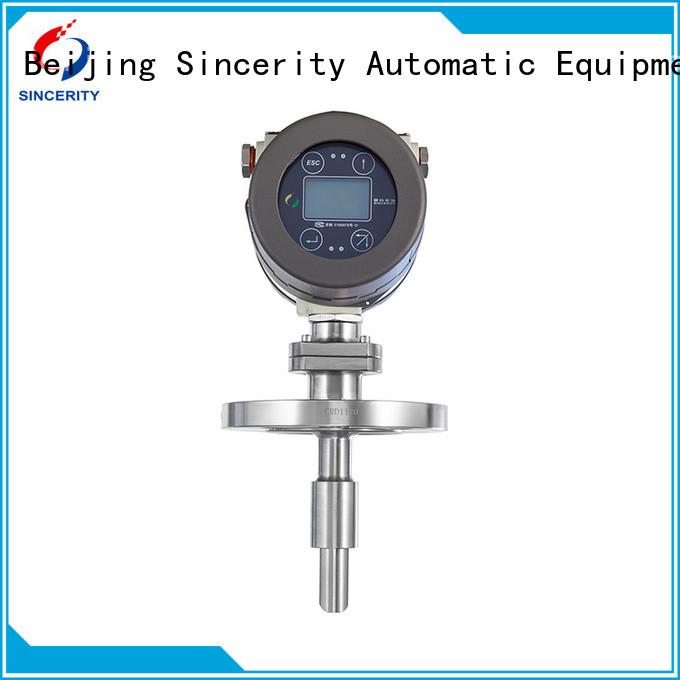 Sincerity endress hauser density meter price for pressure measurement