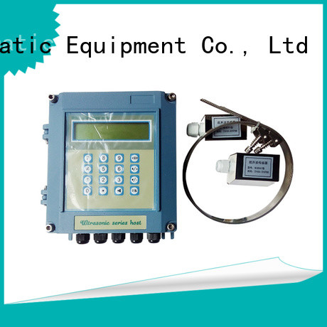 Sincerity high accuracy clamp on ultrasonic flow meter price for Generate Electricity
