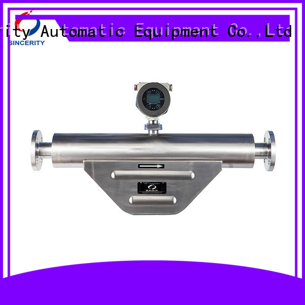 Sincerity best micro motion coriolis meter manufacturer for chemicals