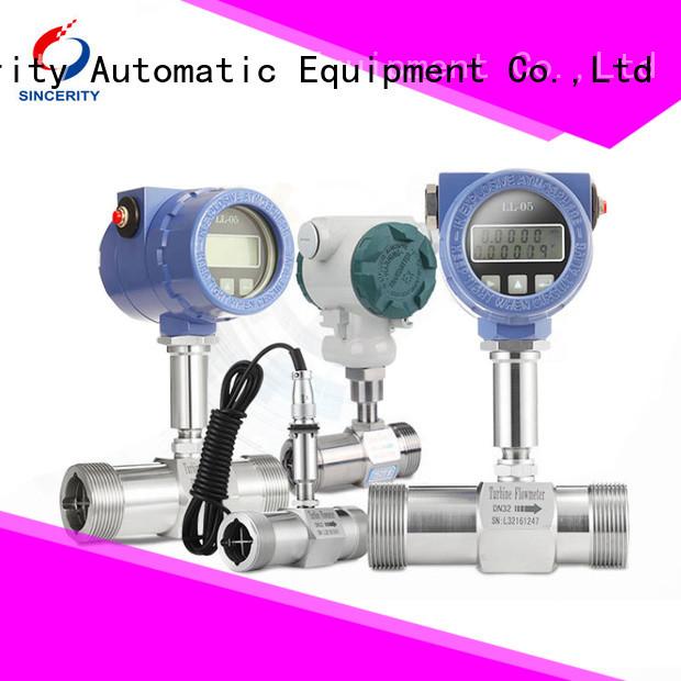 Sincerity high performance vortex meter for sale for density measurement