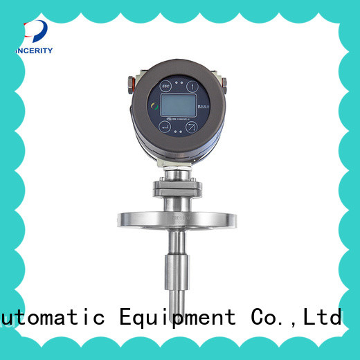 High measuring accuracy micro motion density meter manufacturer for temperature measurement