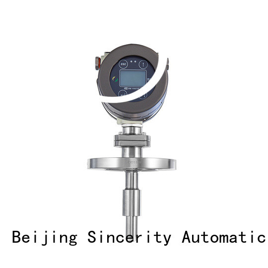 Sincerity High measuring accuracy insertion liquid density meter supplier for concentration measurement