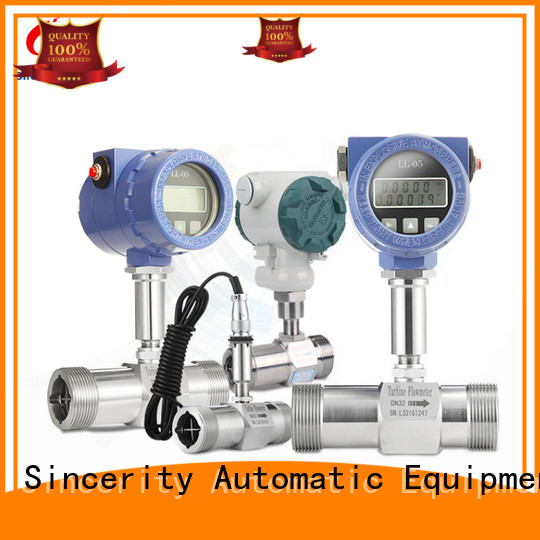 Sincerity vortex type flow meter price for pressure measurement
