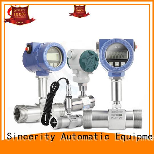 Sincerity vortex meter price for density measurement