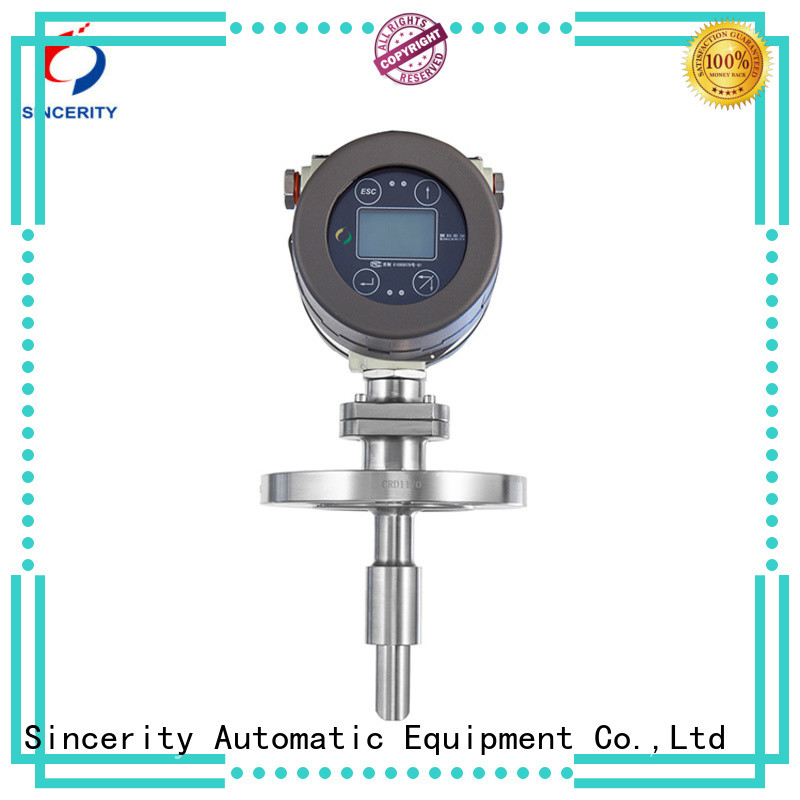 Sincerity high performance micro motion gas density meter manufacturer for gravity measurement