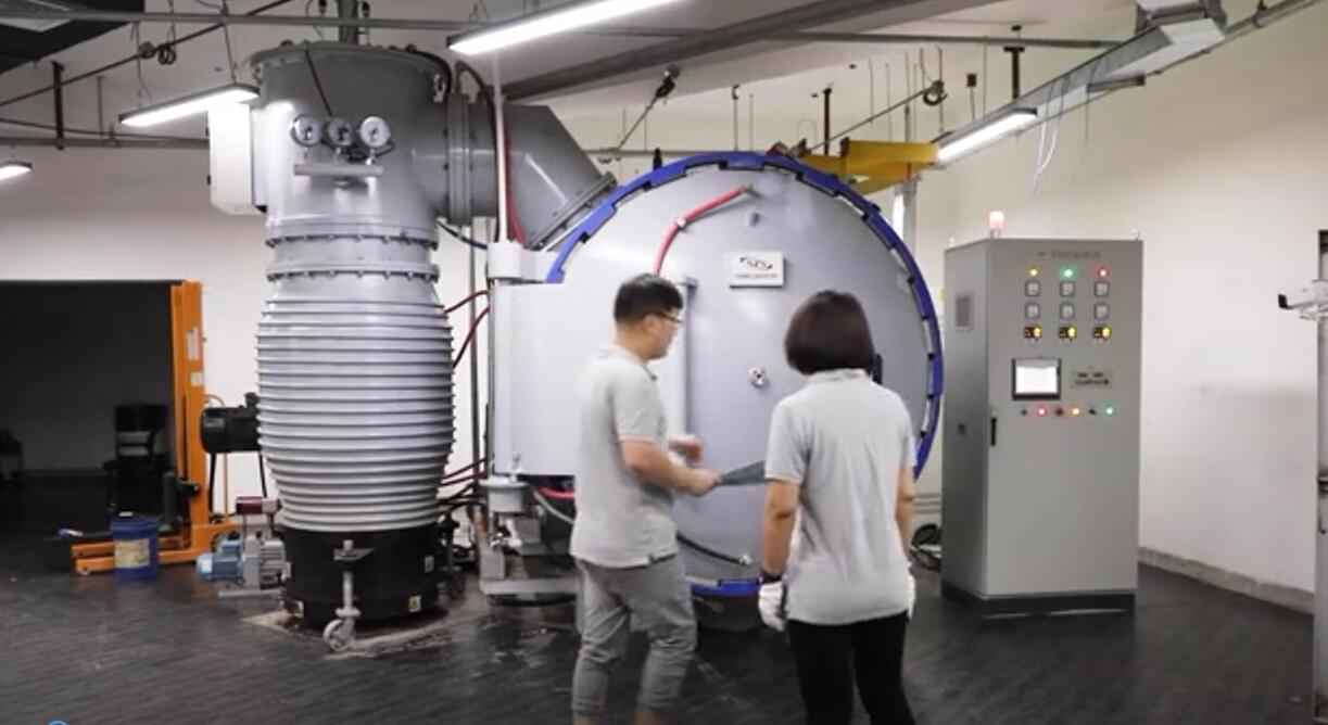 Video presentation of mass flowmeter accessories production process