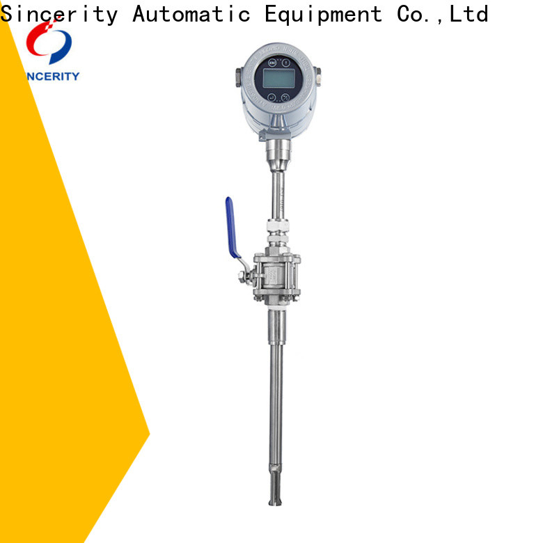 wholesale thermal mass flow meter manufacturer for gas measurement